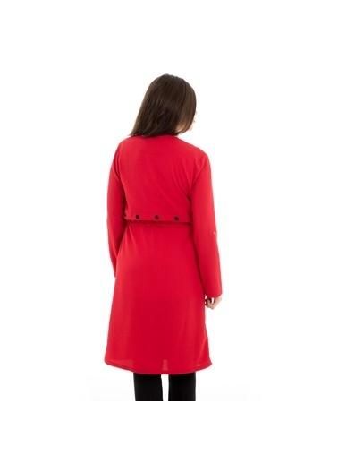 Modailgi Tunik Kırmızı